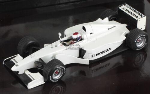 Honda RA099 F1 Test Car Jos Verstappen 1999 1:43 Minichamps