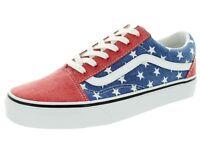 Vans Old Skool - Stars & Stripes - Mens Shoes (new) Size 6-13 : America Flag Usa