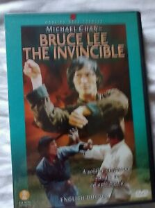 BRUCE LEE THE INVINCIBLE DVD BRUCE LI NEW - <span itemprop='availableAtOrFrom'>doncaster, South Yorkshire, United Kingdom</span> - BRUCE LEE THE INVINCIBLE DVD BRUCE LI NEW - doncaster, South Yorkshire, United Kingdom