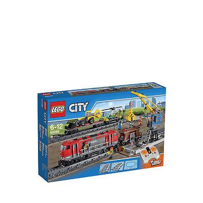 NEW Lego City Heavy Haul Train