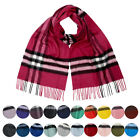 Burberry Classic Cashmere Scarf - Choose color