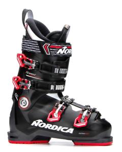 Nordica-SPEEDMACHINE-100-Downhill-Men-039-s-Ski-Boots-SIZE-26-0