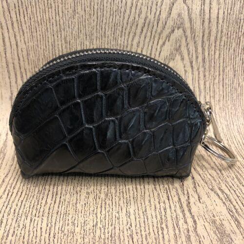 Wallet genuine crocodile leather coin purse Kanthima