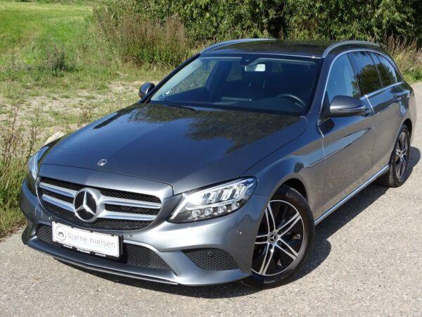 Mercedes C220 d 2,0 Advantage stc. aut. - billede 1