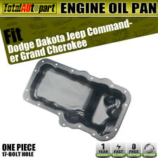 FITS 05-10 GRAND CHEROKEE COMMANDER 06-11 DAKOTA RAIDER 3.7L ENGINE OIL PAN KIT