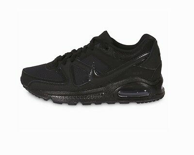 NIKE AIR MAX COMMAND BLACK SCHWARZ Gr.27,5 Gr.35 | eBay