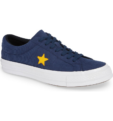 CONVERSE One Star Corduroy Low Top