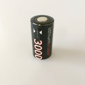 Batterie Nimh 1.2 V 3000 Mah Sub-c Pour Bougie De Préchauffage Starter