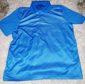 Details about Champion Xl Mens Polo Shirt READ blue
