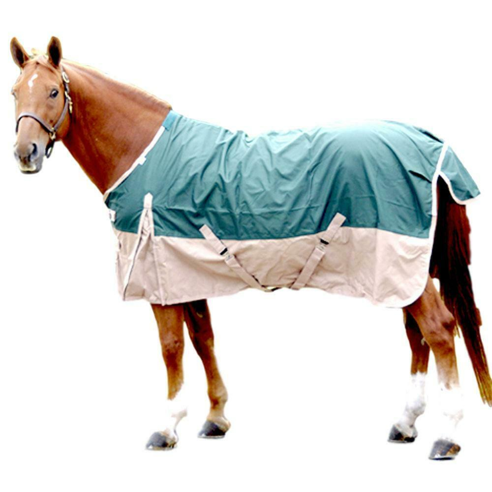 Intrepid International NEW Free Runner Turnout Horse Rain Sheet 600D Waterproof