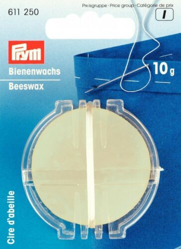 each 611250 Prym Beeswax