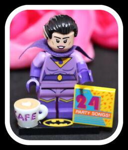 Lego-Batman-Movie-Series-2-Minifigures-Wonder-Twin-Jayna-Person-1-5-034-Figure