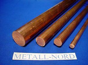 Kupfer-Rund-x-Laenge-waehlbar-E-Cu-ETP-Halbzeug-Material-Stab-Stange-Scheibe-Cu