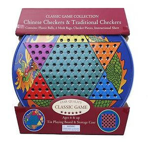NEW-Chinese-Checkers-and-Traditional-Checkers