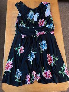 Womens-Context-Dress-Size-3X-0111