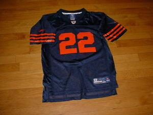 wholesale dealer e95d9 02885 Details about Reebok Chicago Bears Matt Forte 1940s Throwback Alternate  Jersey Youth L 14-16