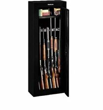 Stack-On 8 Gun Cabinet Security Rifle Shotgun safe Rack Storage Hunting NEW