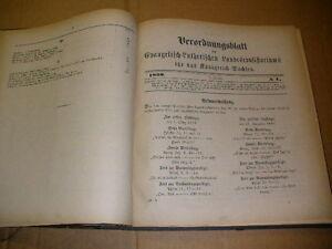 Sachsen-1890-Verordnungsblatt