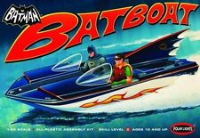 POLAR LIGHTS 1.25 Scale BATMAN'S 1960s BATBOAT  KIT.