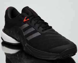 buy online 94baf 218dc Image is loading adidas-Barricade-2018-Clay-New-Men-039-s-