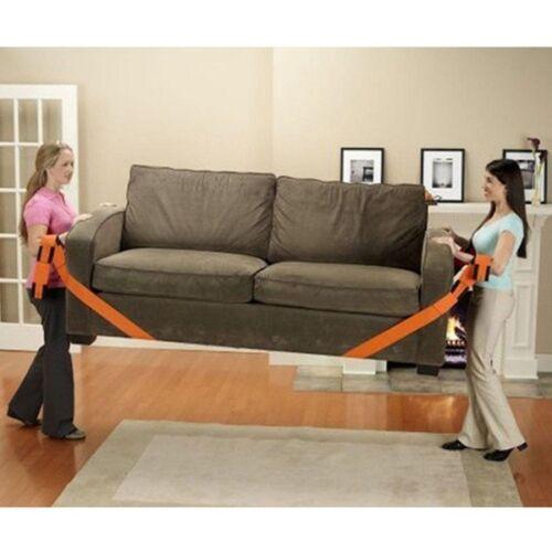 Bewegliches Gurt-Team-Bügel der Möbel-2PCs einfaches Paket-schweres Anheben