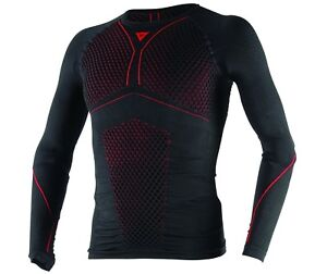 Sous-vetements-fonctionnel-Dainese-D-Core-THERMO-the-LS-taille-XS-S-sw-rouge
