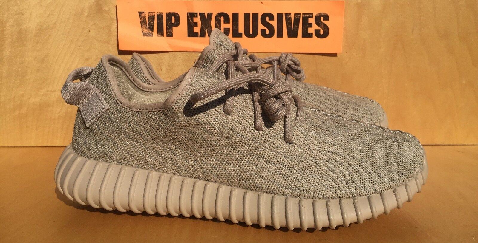 Adidas Yeezy 350 Boost Low Kanye West Oxford Hellbrauner Lichtstein AQ2661