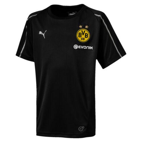 Kinder Training Jersey mit Sponsor 753359-02 Puma BVB Borussia Dortmund