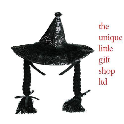 Spider Web Witches Hat halloween childs