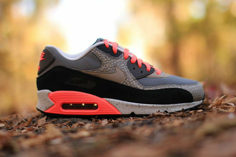 nike air max 90 prm, safari
