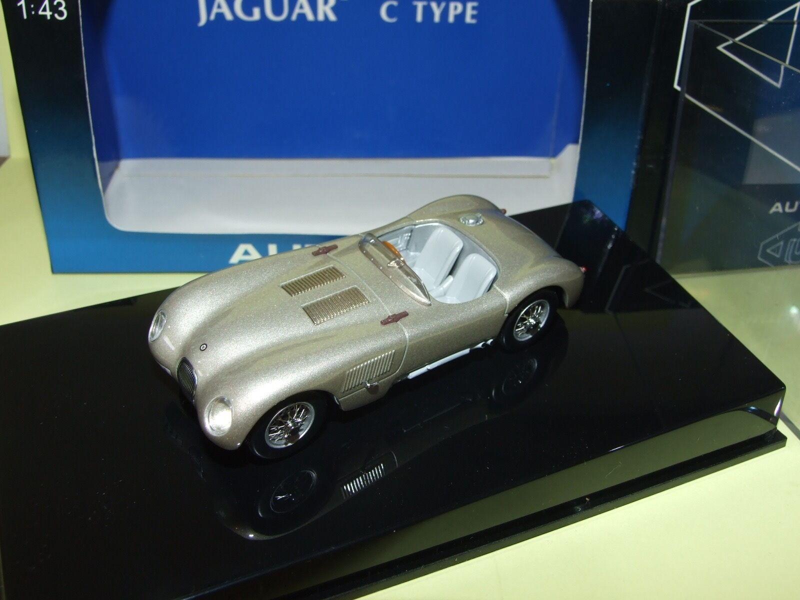 JAGUAR TYPE C Bronze AUTOART 1 43