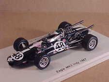 Spark 1/43 Resin EAGLE MK3, 1967 INDY, Wagner Lockheed, #48 Jochen Rindt  #S4256