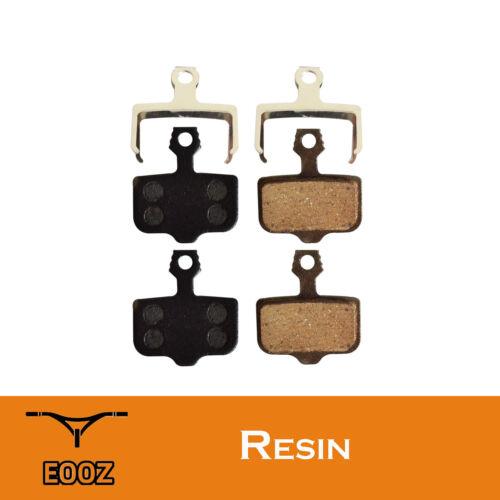 2 Pairs Semi Metallic bicycle Brake Pad For AVID ELIXIR CR R Mag 1 3 5 7 9