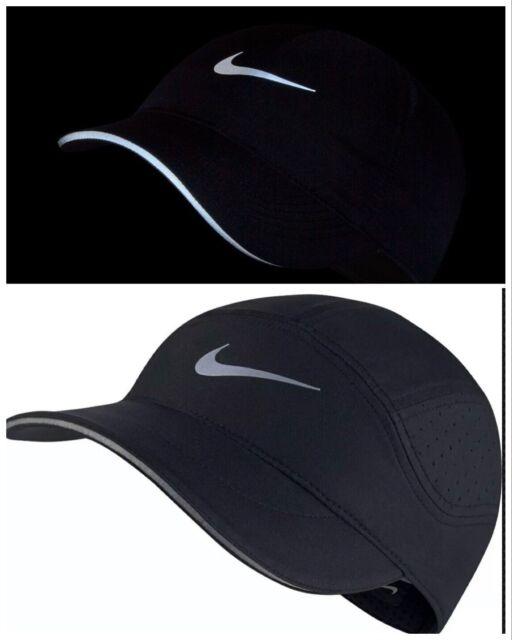 best value get new a few days away Nike 2017 Aerobill Elite Twill Golf Cap Tennis Hat Adjustable Black  828617-010