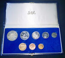 South Africa 1974 Short Proof Set in Mint Box - Excellent Special Edition