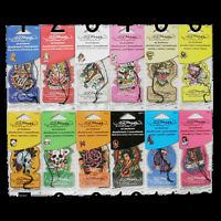 3 Pk Ed Hardy Hanging Car Air Fresheners /house/office / Closetsyou Choose