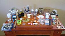 JUNK DRAWER LOT   Lots of STUFF    Crafts  Resale  Flea Mkt  Garage Sale Etc...