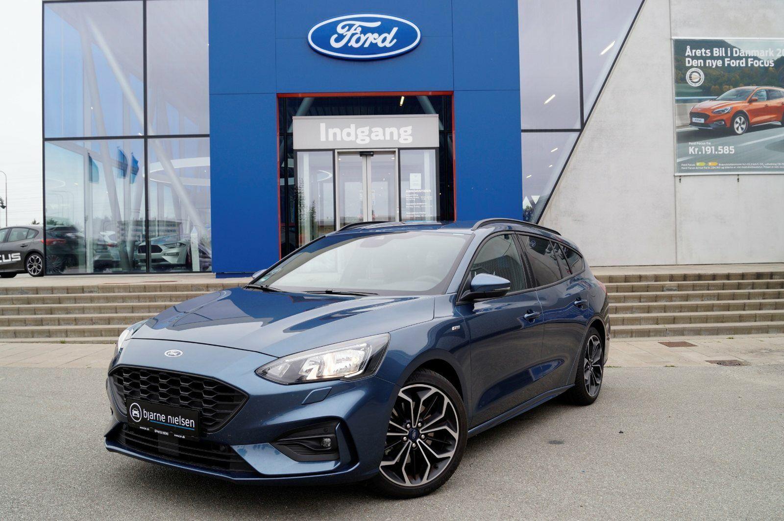 Ford Focus 1,0 EcoBoost ST-Line Business stc. - billede 0