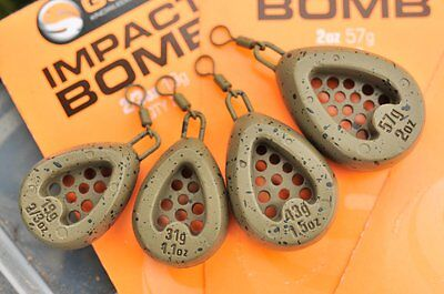 Guru Impact Feeder Bombs All Sizes