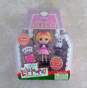 Misty-Mysterious-Mini-Lalaloopsy-Doll-New-6-Series-2-MGA-3rd-Ed-Magic-Magician