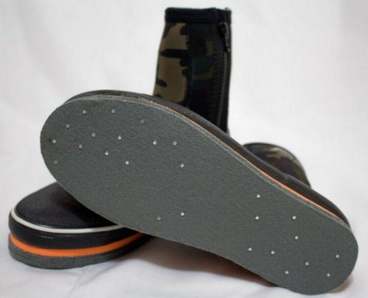 risparmia fino al 30-50% di sconto YONGYUE Fishing stivali scarpe Anti-Slip Nails Waterproof Waterproof Waterproof Camouflage US Dimensione 8-11  comprare sconti