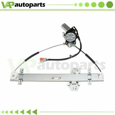 TYC Front Left Power Window Motor and Regulator Assembly for 2000-2006 fm