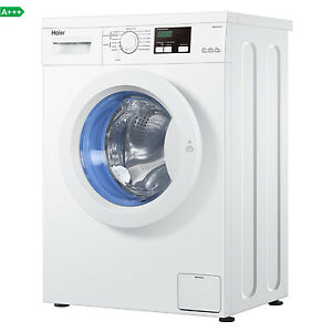 Haier HW70-1411N Waschmaschine, A+++ 7 kg, AquaProtect 1400 U/Min, NUR 51cm TIEF