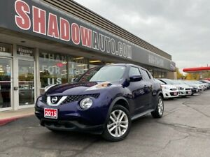 2015 Nissan Juke SV - TURBO/ BACKUP CAM/ BLUETOOTH