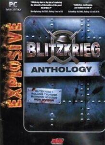 Blitzkrieg-Anthology-BURNING-HORIZON-ROLLING-THUNDER-IRON-DIVISION-BLITZKRIEG-1
