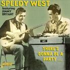 There's Gonna Be a Party by Speedy West (CD, Oct-2000, Jasmine Records)
