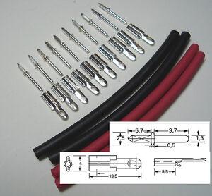 10-Stecker-10-Buchsen-mit-Schrumpfschlauch
