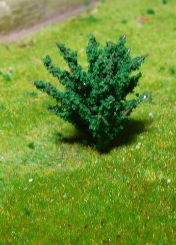 50 vert foncé buissons hauteur 40 mm