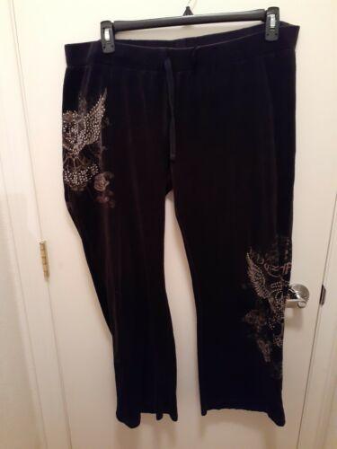 Los angeles by Bus Stop Velvet Pants Size 2x
