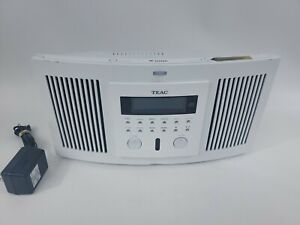 TEAC SR-L35 Tabletop or Wall-Mountable AM/FM Stereo CD System *Tested*